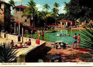 Florida Coral Gables Venetian Pools