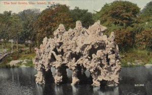 New York Glen Island The Seal Grotto