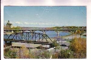 City of Bridges, Saskatoon, Saskatchewan, Photo Creative