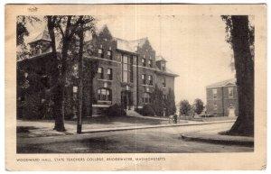 Bridgewater, Massachusetts, Woodward Hall, State Teachers College