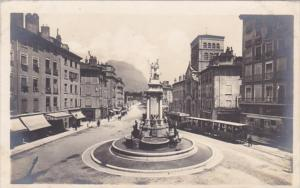 France Grenoble Place Notre-Dame Monument du Centenaire Photo