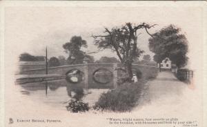 PENRITH, England, UK, 1900-10s; Eamont Bridge, TUCK # 878