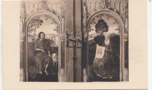 BF33848 volet exteri l adoration des mages  memling painting art front/back scan