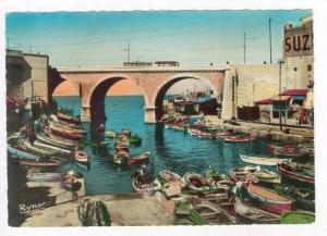 RP  Marseille, France, 40-60s   Le Vallon des Auffes