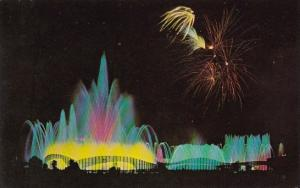 Fountain Of Planets New York Worlds Fair 1964 1965