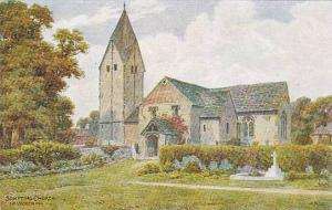 AS, Sompting Church, Worthing (Sussex), England, UK, 1900-1910s