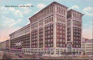 MO Kansas City Hotel Baltimore
