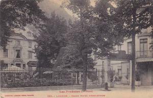 Grand Hotel D'Angleterre, Luchon (Haute-Garonne), France, 1900-1910s