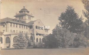 B95/ Denver Colorado Co Real Photo RPPC Postcard 1921 Administration College?