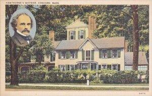 Hawthornes Wayside Concord Massachusetts