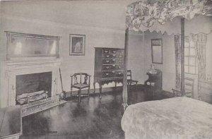 Virginia Mount Vernon The River Room Home Of George Washington Albertype