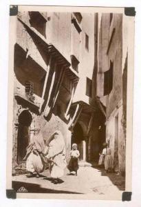 Une Rue dans le quartier arabe, ORAN, Algeria, 00-10s