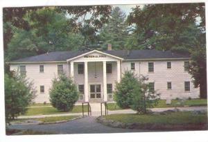 Memorial Hall, Bonclarken, Flat Rock, North Carolina, 40-60s