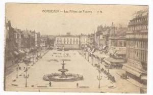 Les Allees De Tourny, Bordeaux, France, 1900-1910s
