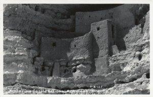 RP: ARIZONA, PU-1953; Montezuma Castle National Monument