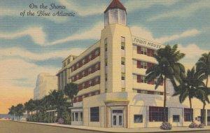 MIAMI BEACH , Florida , 1930-40s ; TOWN HOUSE Hotel