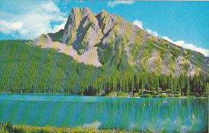 Canada Emerald Lake Alberta