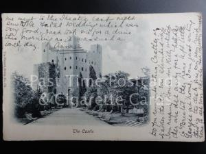 c1904 Kent: Rochester, The Castle - Pub by The Wrench Series No.471