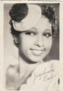 RP: Josephine Baker , 1920-40s