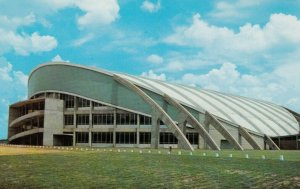 MONTGOMERY , Alabama; 50-60s; State Coliseum