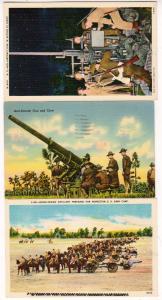 3 - Artillery