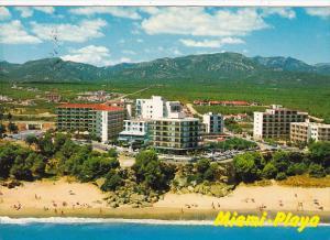 Spain Costa Dorado Tarragona Miami Playa