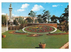 Spain Andalusia Cadiz Plaza de Espana  Garcia Garrabella 4X6 Postcard