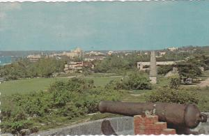 NASSAU, Bahamas, 1940-1960's; Fort Charlotte, Sheraton British Colonial Hotel
