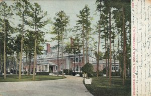 LAKEWOOD, New Jersey, 1908; Residence of Geo. J. Gould