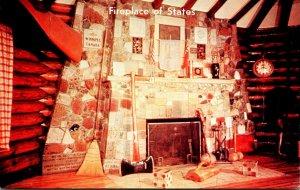 Minnesota Bemidji Fireplace Of States