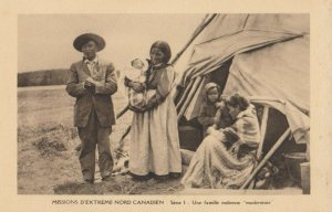 Eskimo & Indian Missions , Canada , 1910s ; View #23