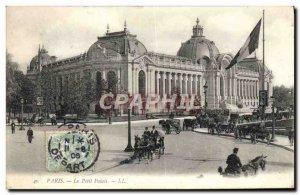 Old Postcard Paris Le Petit Palais