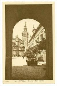 SEVILLA.-Catedral - Viata artistica, SPAIN , 00-10s