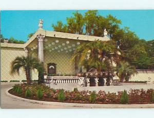 Unused Pre-1980 BAUMGARDNER'S RESTAURANT Clearwater Florida FL s1087