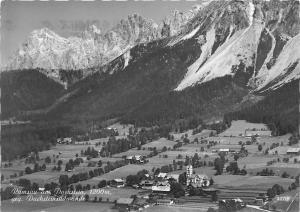 BG2977 ramsau am dachstein geg dachsteinsudwande  CPSM 14x9.5cm austria