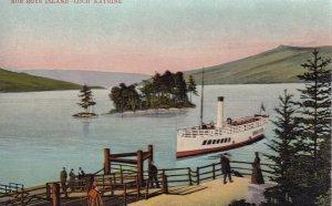 SOLOMON ISLADS, 1900-1910s; Rob Roys Island, Loch Katrine