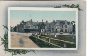 Aboyne , Aberdeenshire , Scotland , 00-10s ; Huntly Arms Hotel
