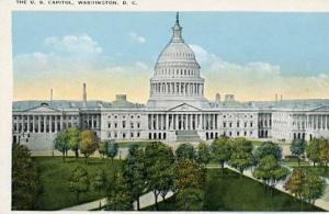 DC - Washington, U. S. Capitol