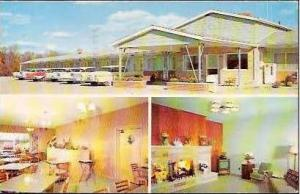 IN Fremont Holiday House Motel 1960