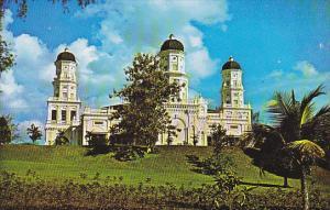 Malaysia Johore Bahru The Sultan Mosque