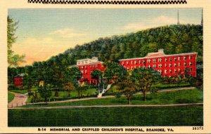 Virginia Roanoke Memorial and Crippled Children's Hospital