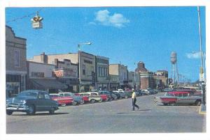 Junction Of 50th Street and 50th Avenue In Vegreville, Drug Store/Pharmacy, A...