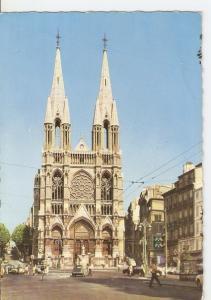Postal 046860 : Marseille. LEglise St-Vincent-de-Paul (Les Reformes)