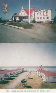RIMOUSKI, Quebec, Canada, PU-1989; Auberge Ste-Luce, Ste-Luce Sur Mer