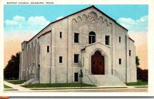 Texas Edinburgh Baptist Church