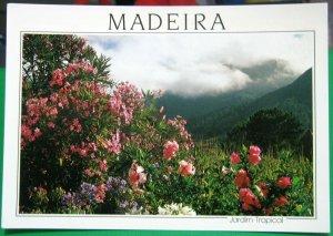 Portugal Madeira Jardim Tropical - unposted