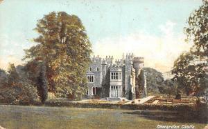Wales, Flintshire, Hawarden Castle 1907