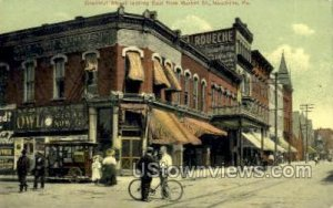 Pop Corn Wagon, Cigar Store - Meadville, Pennsylvania