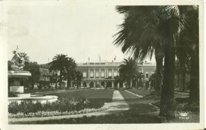 Nice, Les Jardins et le Casino Municipal 1940s used RP