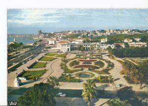 Postal 034698 : Estoril - Parque